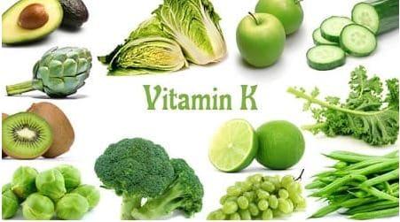 Чем отличается Витамин К и витамин К2