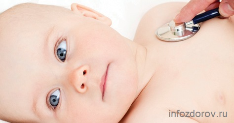 Низкий гемоглобин у ребенка в 3 месяца