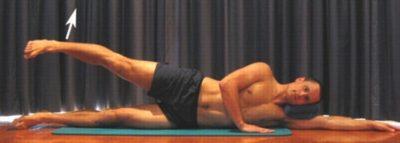 Упражнение для ягодичной мышцы