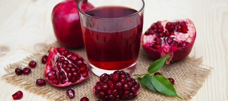 Гранатовый сок при пневмонии и коронавирусе