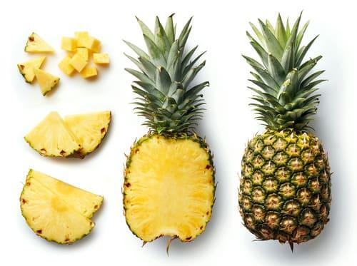 После ананаса жжет язык - что делать