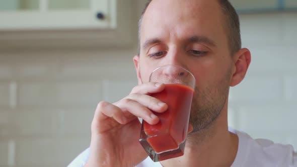Томатный сок польза и вред для мужчин