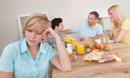 Потеря аппетита у женщины - причины