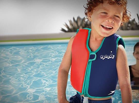 Плавательные жилеты для детей